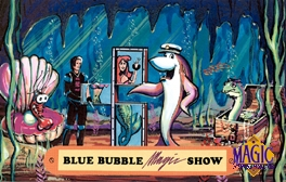 The Blue Bubble Magic Show