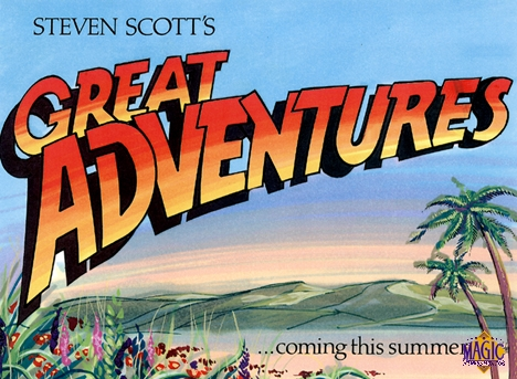 Steven Scott's Great Adventures